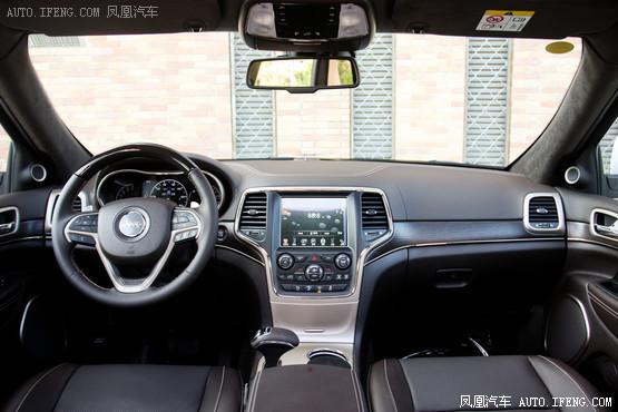 2014款 Jeep大切诺基 3.6L 旗舰尊崇版