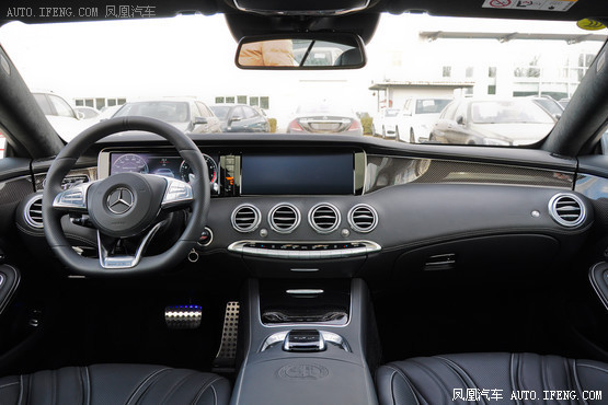 2015款 奔驰S 63 AMG 4MATIC Coupe