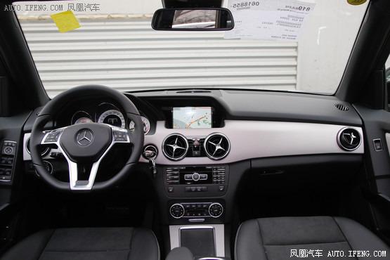 2015款 奔驰GLK 300 4MATIC 时尚型 极致版
