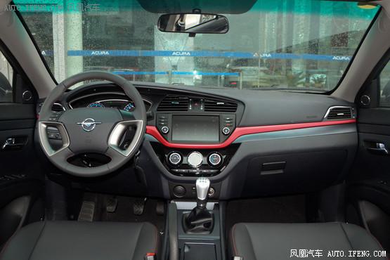 2016款 海马M6 1.6L 手动运动智能型