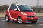 2012款 smart fortwo 1.0L 敞篷激情版