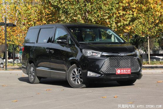 重庆江淮瑞风M6 热销23.95万元起售现车