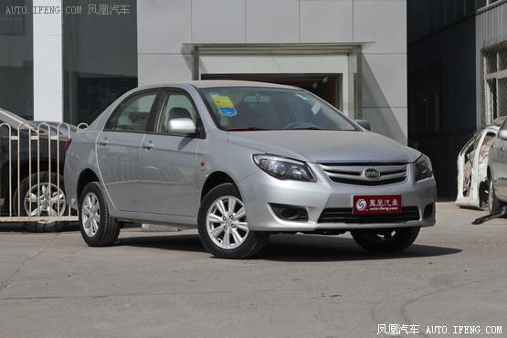 2013款 比亚迪L3 1.5L 自动尊贵型
