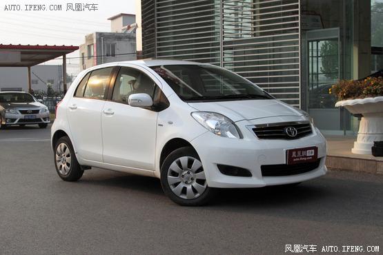 丰田雅力士唐山最高优惠2.1万 现车在售