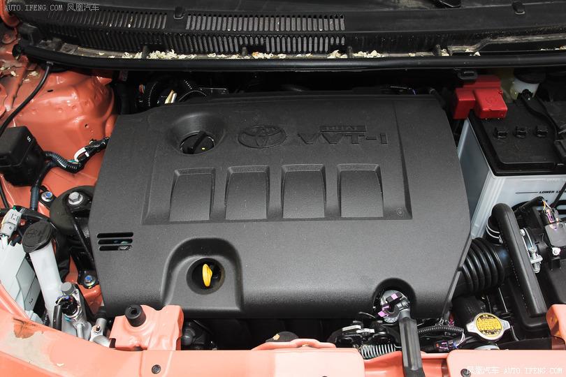 发动机:                                                 1.3l 1.