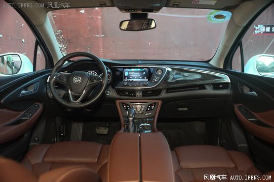 2014款 别克昂科威 2.0T 四驱全能运动旗舰型