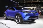 丰田C-HR概念车 2014巴黎车展 新车图片