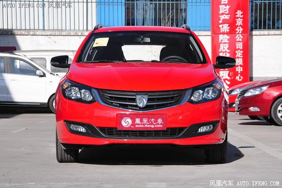 宝骏610最低售价6.58万元  订金0.5万
