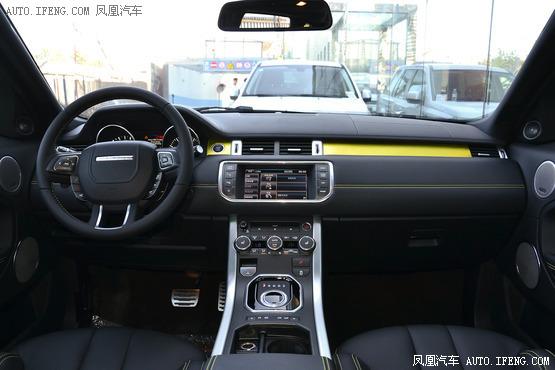 2013款 路虎揽胜极光 2.0T 5门熠动限量版