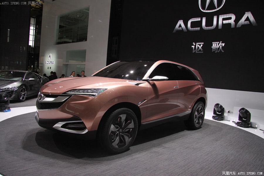 讴歌SUV X 2013上海车展 汽车图库 凤凰汽车 1712562高清图片