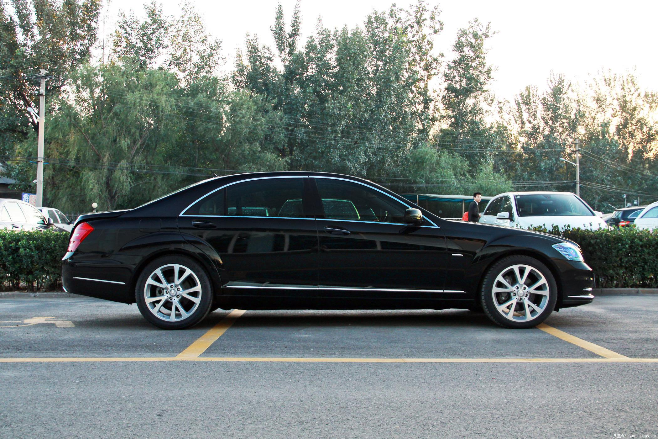 2010款 s400l hybrid外观图 高清图片