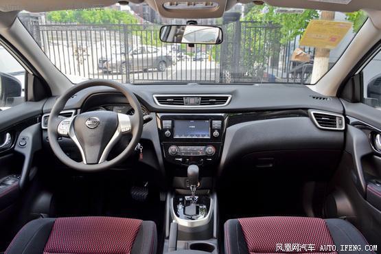 杭州东风日产逍客限时钜惠18万有现车