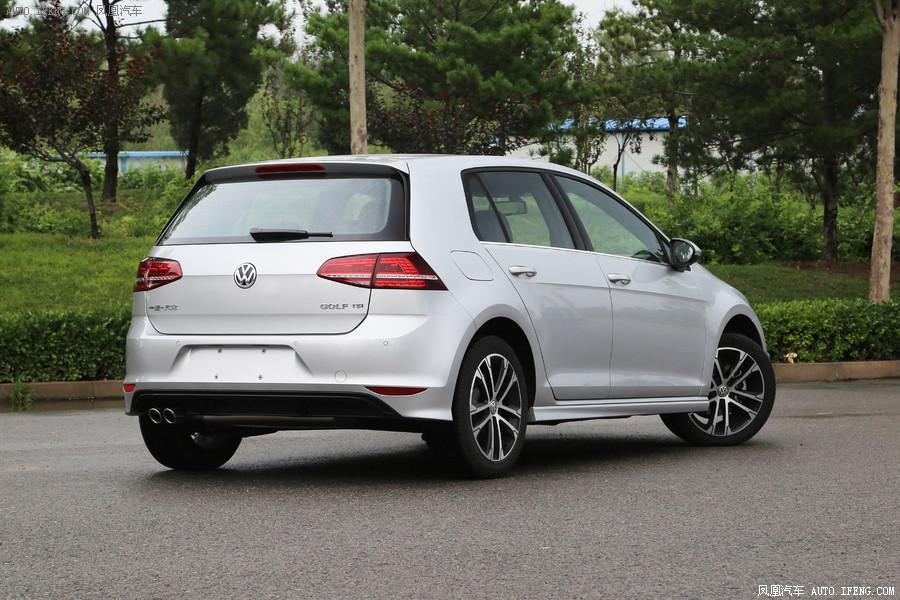 汽车图片 一汽-大众 高尔夫 2015款 1.图片