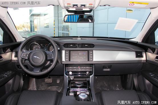 2016款 捷豹XF 2.0T 两驱风华版