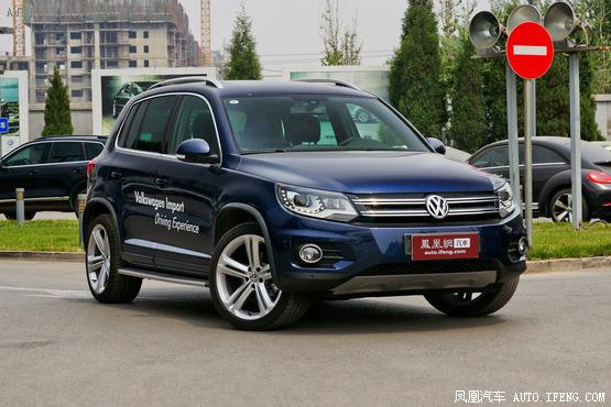 大众Tiguan现车充足 最高优惠3.12万元