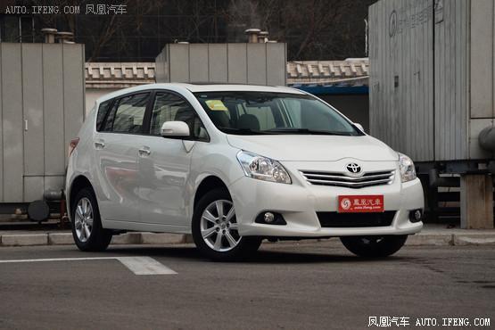 2014款 丰田逸致 180E CVT精英多功能版