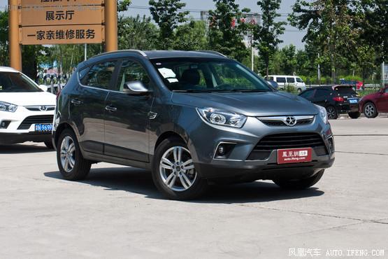 江淮瑞风S5最高优惠0.3万 兰州现车销售