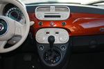 2012款 菲亚特500C 1.4L 自动敞篷尊享版