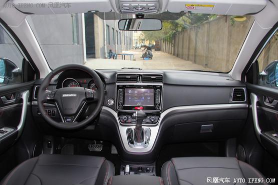 2017款 哈弗H6 蓝标 运动版 1.5T 自动两驱豪华型