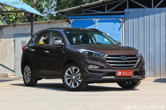 北京现代途胜优惠1.6万起 部分现车在售