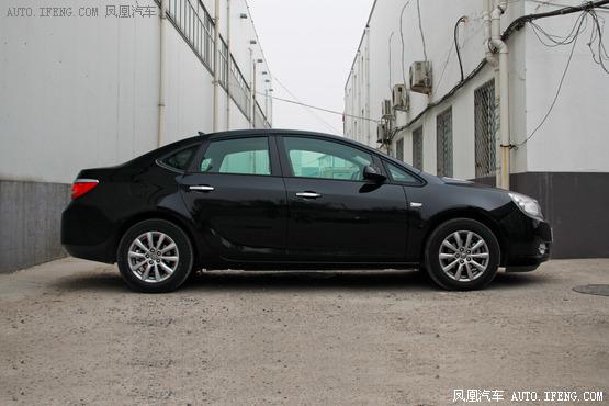 2013款 别克英朗GT 1.8L 自动时尚版-车展限时促销 别克英朗GT优惠1.图片