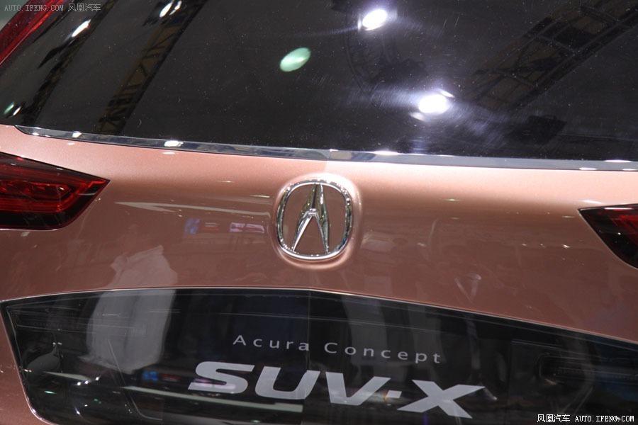讴歌SUV X 2013上海车展 汽车图库 凤凰汽车 1712578高清图片