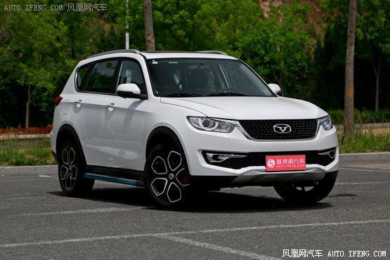 东莞凯翼X3全系优惠1.3万元 有现车销售