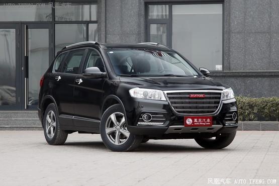 长城哈弗H6最高优惠1000元 天津有现车