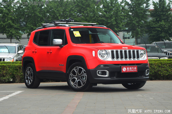 Jeep自由侠让利高达0.6万 购车享0利率