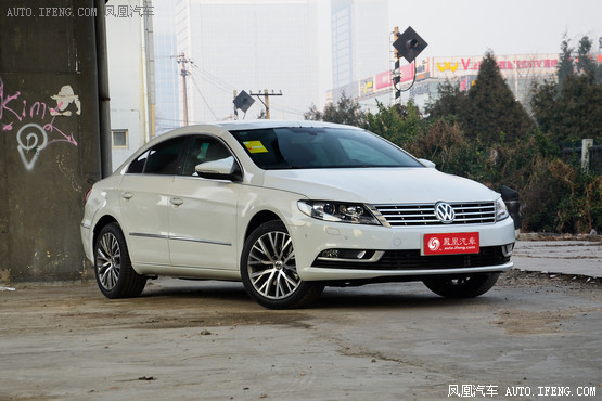 2016款 大众CC 1.8TSI 豪华型