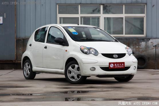 比亚迪F0现车充足 最低3.49万起售