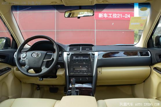 2016款 丰田凯美瑞 2.0G 十周年纪念领先版