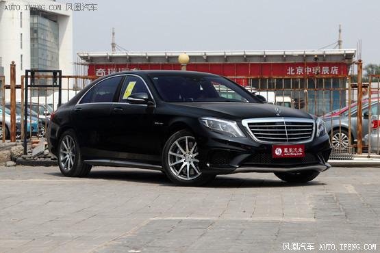 奔驰S级AMG最低249.80万起售 暂无优惠