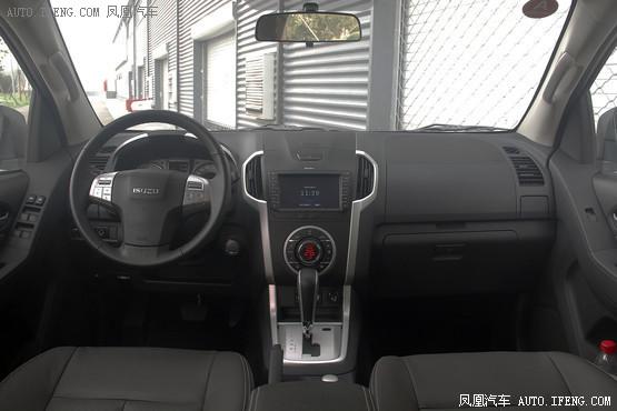 2015款 五十铃mu-X 3.0T 四驱自动尊享型 7座