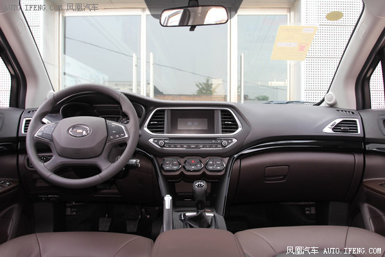 2015款 传祺GS4 200T 手动精英版