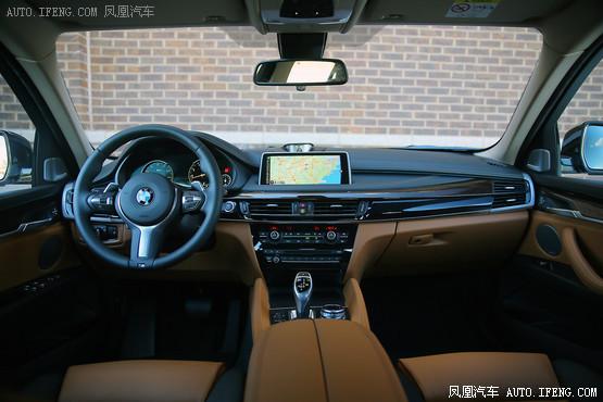 2015款 宝马X6 xDrive50i