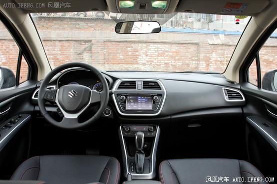 2014款 铃木锋驭 1.6L CVT两驱精英型