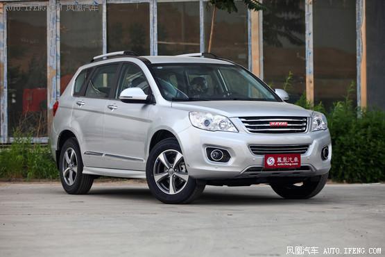 长城哈弗H6最高可优惠6000元 天津现车