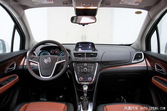 2014款 别克昂科拉 1.4T 自动四驱全能旗舰型