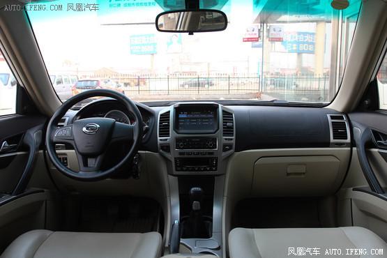 2012款 吉奥奥轩G5 2.0L 两驱 手动至尊版