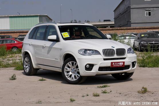 宝马X5无锡最高优惠达16万元 现车有售