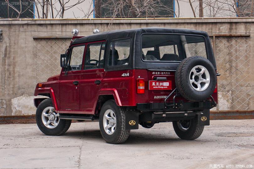 北京212吉普车改装 新北京212吉普 北京吉普212改装高清图片