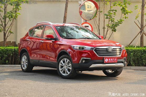 奔腾X80最高可优惠1.5万元 广州有现车
