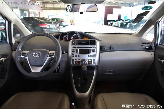 2014款 丰田逸致 180G 自动豪华版