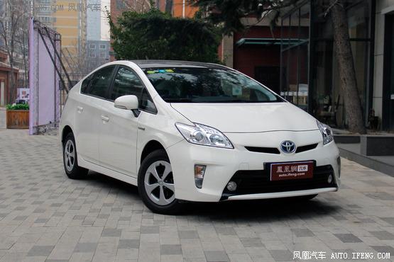 玖玖普锐斯指定车型最高优惠1.5万