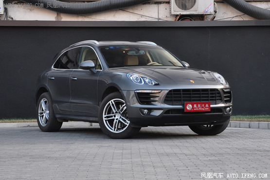 Macan最高直降8.6万 品牌中型SUV大促销
