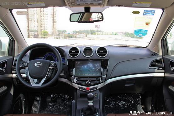 2015款 比亚迪S7升级版 1.5TI 7座尊贵型