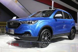 奔腾X40 2015上海车展 新车图片