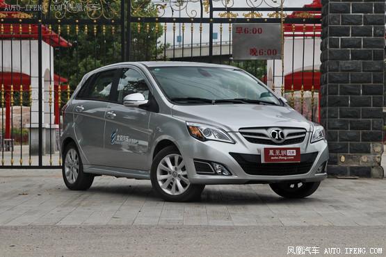 2013款 北京汽车E系列 E150 EV 电动版