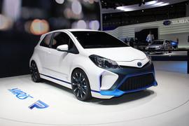 丰田致炫Hybrid-R概念车